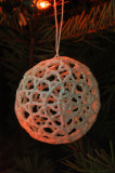 Crocheted Snowball