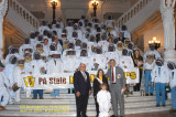 100 Beekeepers at the PA. State Capital 2004