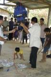 Pinata for the children