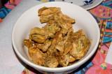 Fried Baby Artichokes
