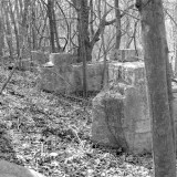Trolley Trestle Remains