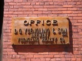 Yuengling Office Sign