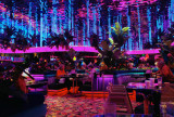 Casino restaurant: an other-worldly environment