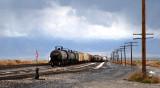 Moody freight yard at Burmester, Utah