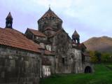 Haghpat Monastery - looming over Alaverdi