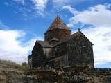 Lake Sevan church