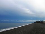 Pebble Beach at the Black Sea