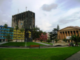 Downtown Batumi