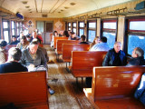 Electritska train to Kutaisi - The oldest train I've ever been on