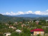 Suburban Kutaisi near Gelati