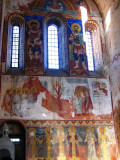 Awesome church frescos