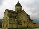Svetitskhoveli Cathedral  - interesting greenish hue