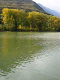 Riverine atmosphere at Mtskheta