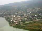 Mtskheta from Jvari Monastery