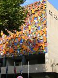 Israeli Embassy facade