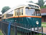 Baltimore Traincar Museum, Baltimore, MD