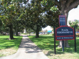 Plaza Ferdinand VII- Pensacola.JPG