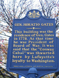Gen. Horatio signage- York PA.jpg
