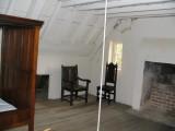 Bacon's Castle Interior