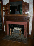Grey Gables- Fireplace in Living area.JPG