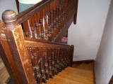 Grey Gables-Darlinton MD-staircase detail.JPG
