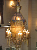 Lobby Chandeleir- Will Penn Hotel- Pitt PA.JPG