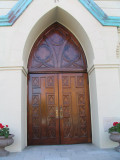 St. Marys Church door-Pensacola FL.jpg