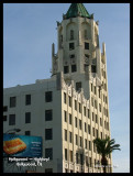 Side of Hollywood First National Building