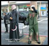 Hell Raiser and Jason