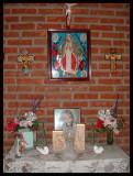 Jesus  y la Virgen de Guadalupe, Rosarito.