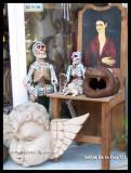 Frida, el Angel y los Muertos