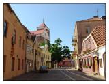 Street scene, Kaunas