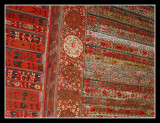 Painted wooden ceiling, Jabrin Fort