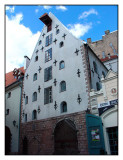 19th century warehouse, Riga