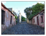 Calle de los Suspiros (Street of Sighs)