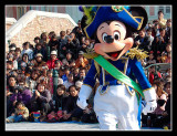Mickey and his fans