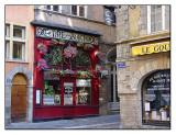Street corner, Vieux Lyon