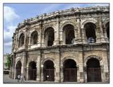 Amphitheater, Nimes