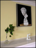 Giuliano de Medici on my wall