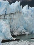 terminus of Glaciar Perito Moreno