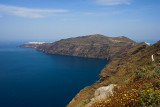 Around Santorini