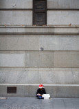 Lonely Santa