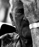 Old man at Fingal