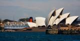 Opera House and QE2