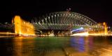 Zooming in on Sydney Harbour Bridge