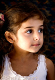 Little girl on ferry