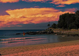 Manly Beach with Optiks filter