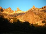 sunrise on La Tapia