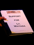 support for Lt. Watada*
