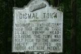Dismal sign